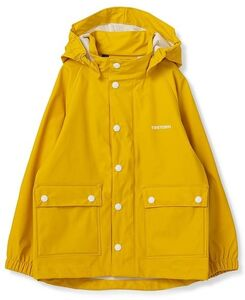 Tretorn Kids Wings Regenjacke, Spectra Yellow