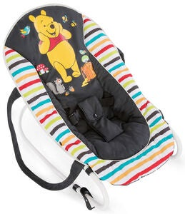 Hauck Rocky Babywippe, Pooh Geo