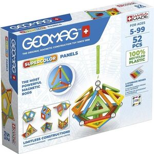 Geomag Bausatz Supercolor Panels 52