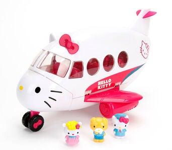 Hello Kitty Flugzeug
