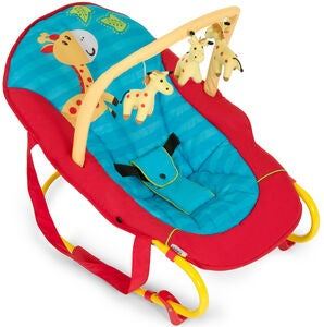 Hauck Bungee Deluxe Babywippe, Jungle Fun