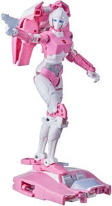 Transformers Figur War for Cybertron: Kingdom Arcee Deluxe