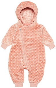 Petite Chérie Nour Fleeceoverall, Rose Tan