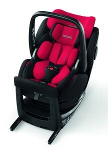 Recaro Zero 1 Elite i-Size Kindersitz, Racing Red