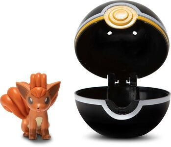 Pokémon Clip 'N' Go Vulpix mit Luxury Ball