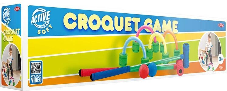 Tactic Soft Croquet Game Spiel
