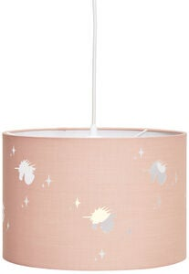 Alice & Fox Deckenlampe Unicorn, Dusty Pink