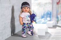 BABY Born Puppenkleidung Deluxe Cold Day Set 43cm