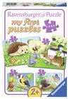 Ravensburger Puzzle Waldtiere 2, 4, 6 & 8 Teile