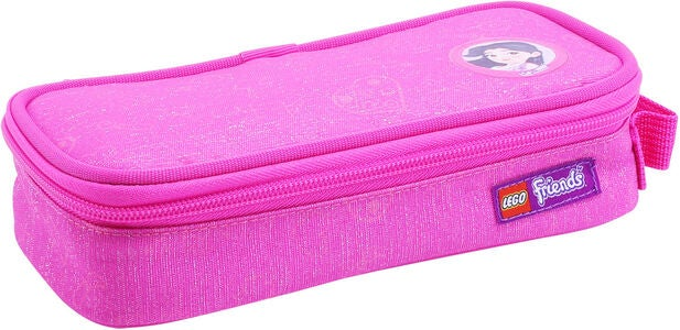 LEGO Friends Etui-Box Emma And Chico, Pink