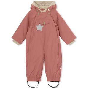 Mini A Ture Wisto Overall, Canyon Rose