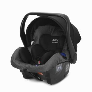 Axkid Modukid Infant Babyschale, Granite Melange