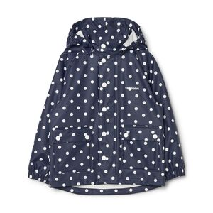 Tretorn Kids Wings Regenjacke, Navy Dot