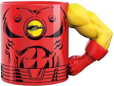 Marvel Avengers Iron Man Arm Becher
