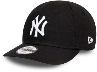 New Era NYY League Essential Infant 940 Kappe, Black White