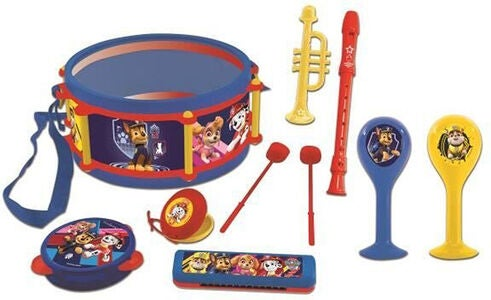 Paw Patrol Musikinstrument 7-in-1