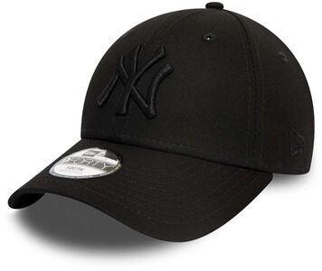 New Era NYY League Essential 940 Kappe, Black
