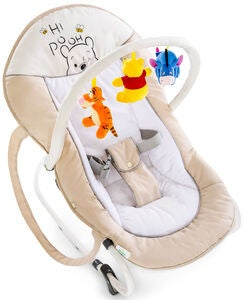 Hauck Bungee Deluxe Babywippe, Pooh Cuddles
