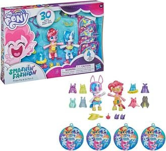 My Little Pony Figur Fashion Pinkie Pie & DJ Pon-3