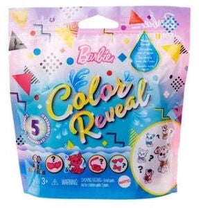 Barbie Color Reveal Pets Mono Mix Asst.