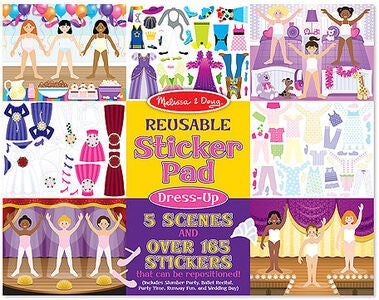 Melissa & Doug Sticker Dress-Up