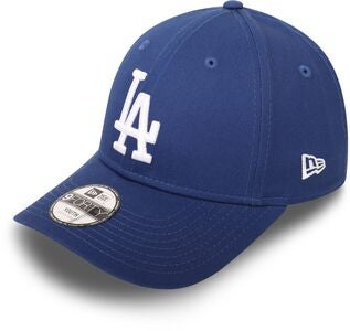 New Era LA Dodgers League Essential 940 Kappe, Cadet White