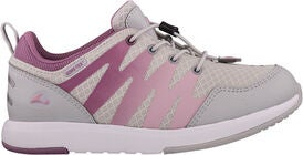 Viking Bislett II GTX Sneaker, Light Grey/Violet