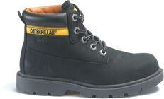 Caterpillar Colorado Fur WP Stiefel, Black