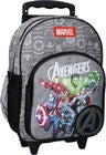 Marvel Avengers Amazing Team Reisetasche, Grey