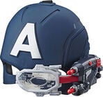 Marvel Avengers Captain America Scope Vision Helm
