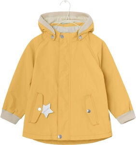 Mini A Ture Wally Regenjacke, Daffodil Yellow
