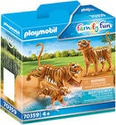 Playmobil 70359 2 Tiger Mit Baby