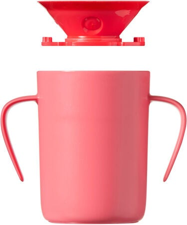 Tommee Tippee Easiflow 360 Trinklernbecher, Red