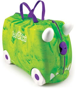 Trunki Rex the Dinosaur Koffer 18L, Green