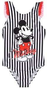 Disney Minnie Mouse Badeanzug, Gestreift