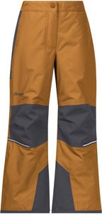 Bergans Storm Insulated Thermohose, Desert/Solid Grey
