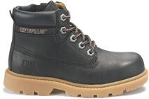 Caterpillar Colorado Zip Stiefel, Black