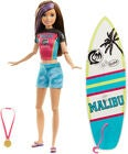 Barbie Dreamhouse Adventures Puppe Skipper Surf