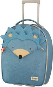 Samsonite Hedgehog Harris Reisekoffer 22,8L, Blue