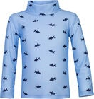 Petit Crabe UV-Shirt, Blue Fish