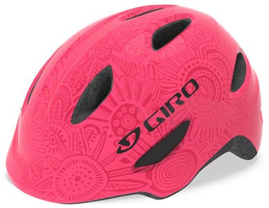 Giro Scamp MIPS Fahrradhelm, Bright Pink Pearl