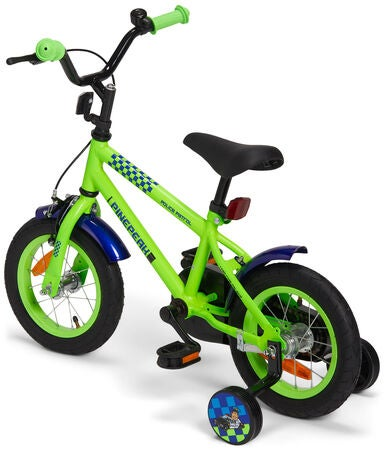 Kaufen Pinepeak Kinderfahrrad 12 Zoll, Grün | Jollyroom