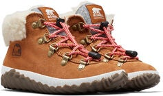 Sorel Youth Out N About Conquest Stiefel, Camel Brown/Quarry
