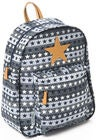 Smallstuff Rucksack Star Large, Blue Multi