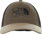 The North Face Mudder Trucker Kappe, New Taupe Green/Tnf Black