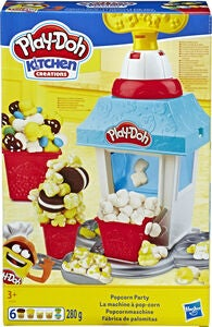 Play-Doh Spielknete Popcornparty