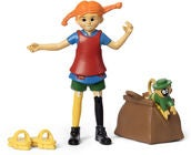 Pippi Langstrumpf Figurenset