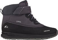 Viking Ted GTX Winterstiefel, Black/Charcoal
