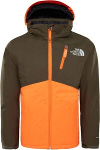 The North Face Snowquest Insulated Jacke, New Taupe Green