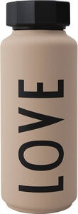 Design Letters Special Edition Thermosflasche, Nude